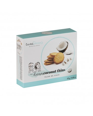 The dream coconut thins